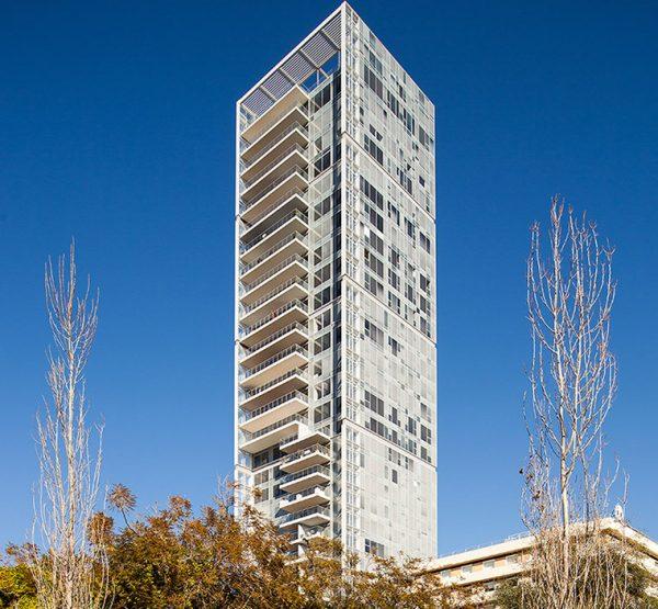 מגדל רמז, תל אביב