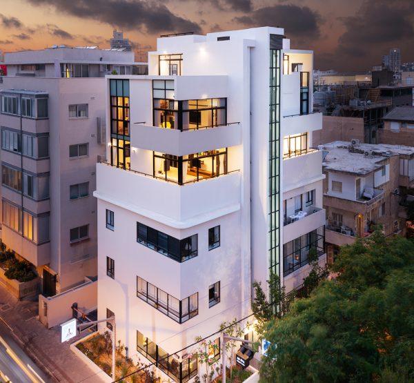 התחדשות עירונית בתל אביב
